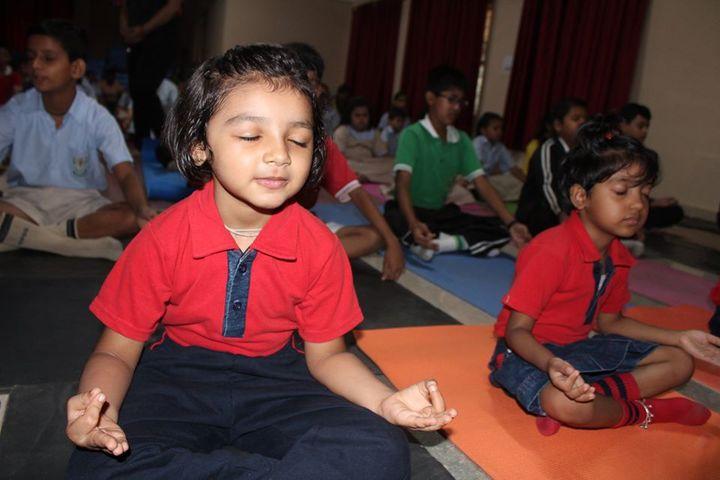 DPSG Sushant Lok-Yoga