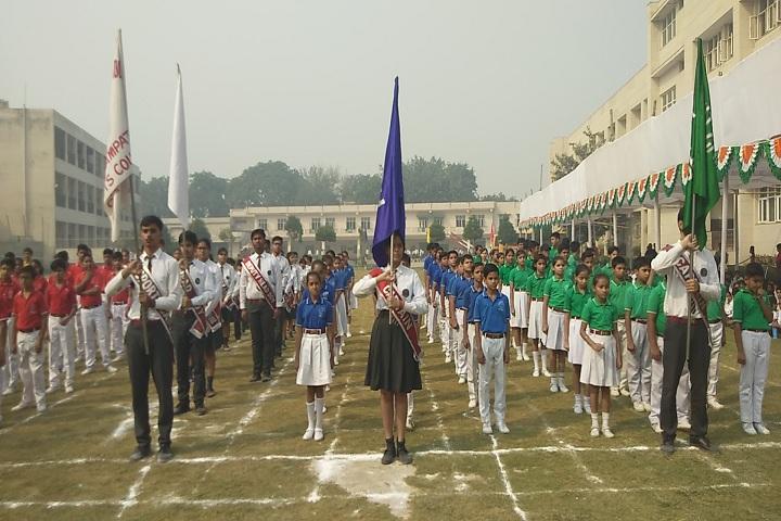 Dr M K K Arya Model School-Annul Athletic