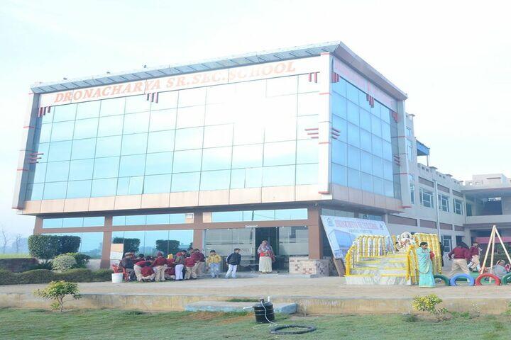 Dronacharya Senior Secondary School-Campus
