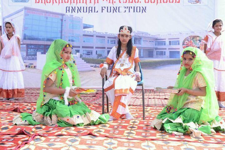 Dronacharya Senior Secondary School-Drama