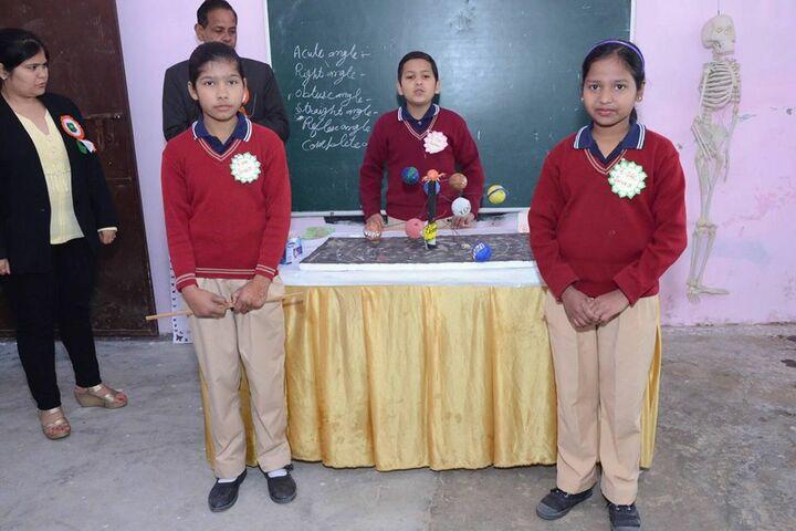 Dronacharya Senior Secondary School-Science Exhibition