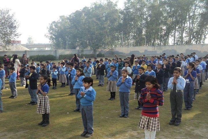 DRP Public School-Morning Assembly