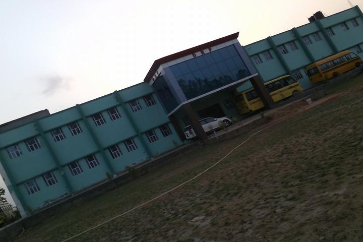 DRP Public School-Play Ground