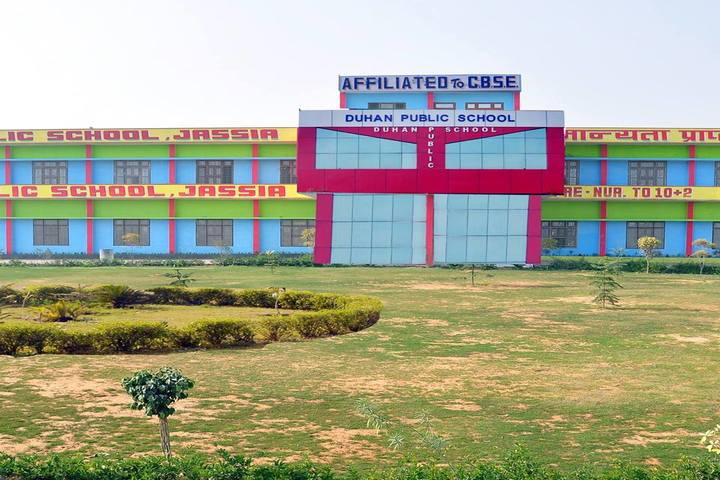 Duhan Public School-Campus