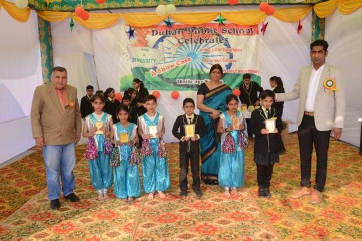 Duhan Public School-Winners