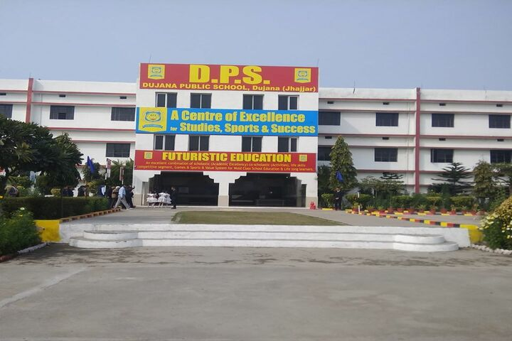Dujana Public School-Campus