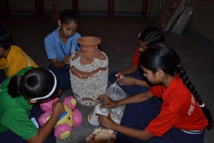 Dyal Singh Public School-Art and Craft