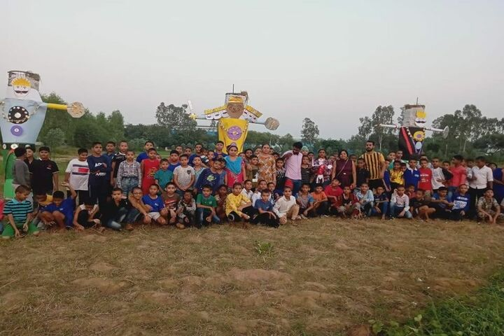 E Max International School-Diwali Celebrations