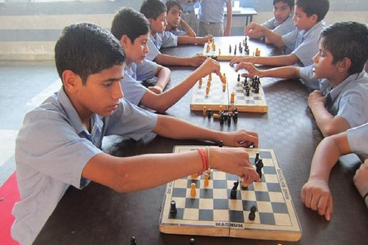 Elite International School-Indoor Games