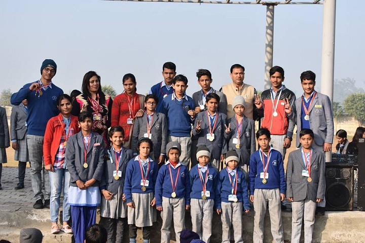 Elite International School-Annual Athelte meet