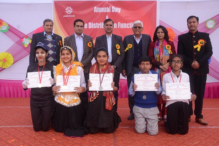 Elite International School-Annual day Achievers