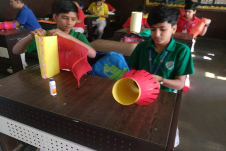 Euro International School-Art And Craft