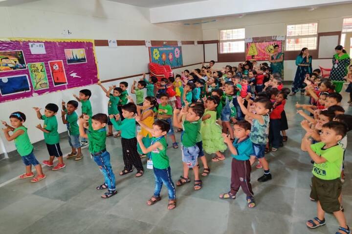 Euro International School-Activity