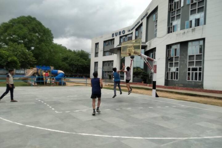 Euro International School-Basket Ball Court