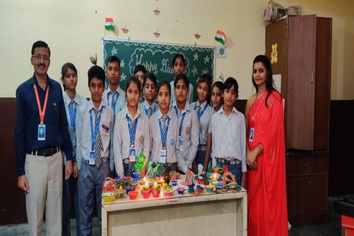 Euro International School-Diwali Celebrations