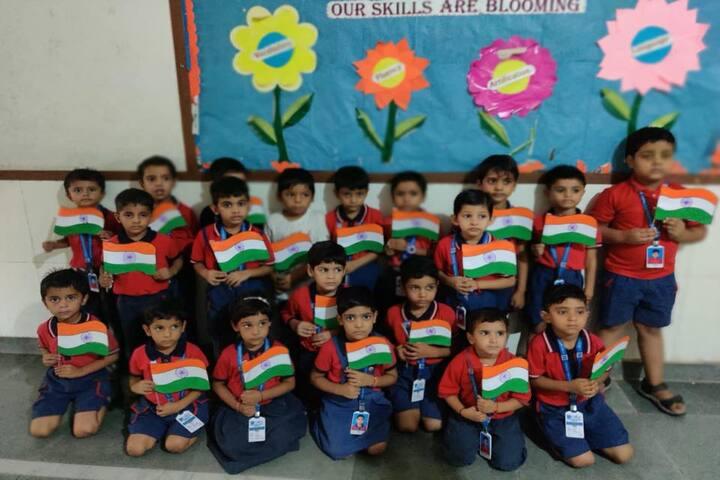 Euro International School-Independence Day