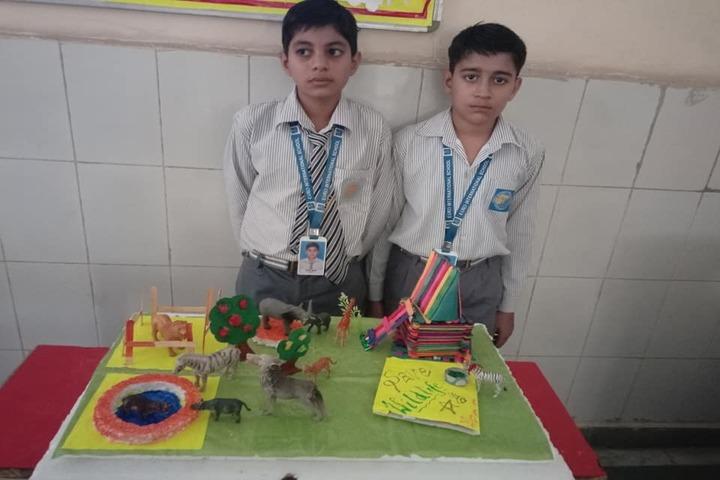 Euro International School-School Exhibition
