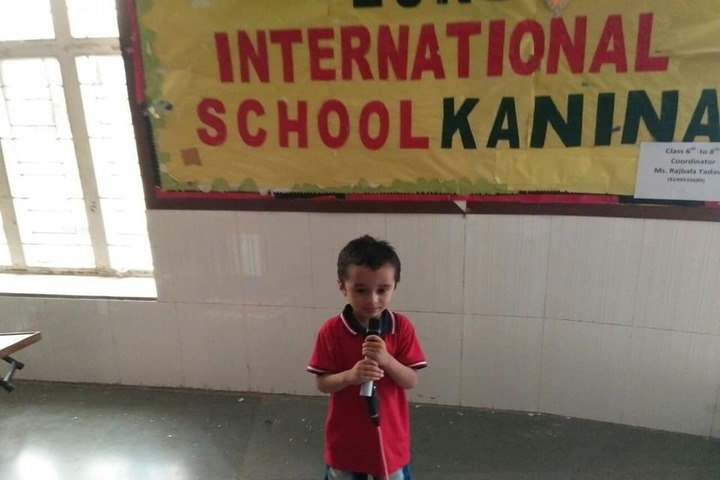 Euro International School-Story Telling