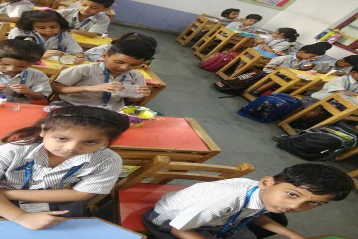 Euro Inertnational School-Classroom