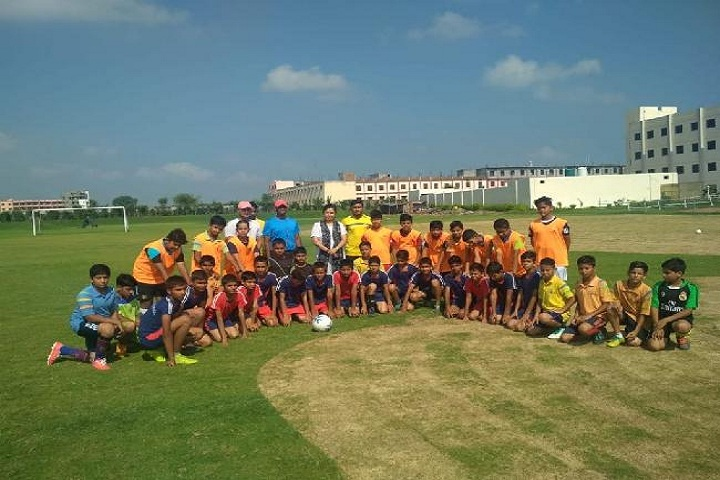 G D Goenka Public School-Inter Football Competition