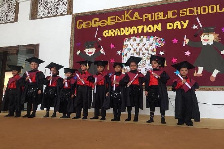 G D Goenka Public School-Kindergarden Graduation Day