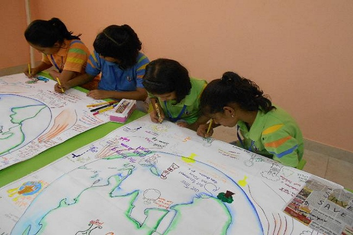 G D Goenka Public School-Nature Convation Week