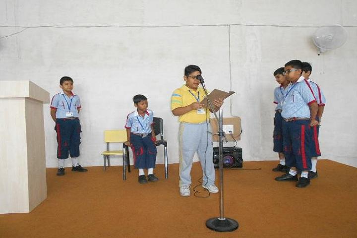 G D Goenka Public School-Special Class Assembly