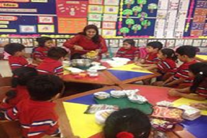 G D Goenka World School-Activity1