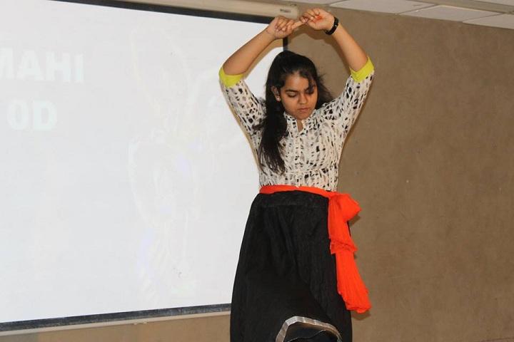 G D Goenka World School-Dance