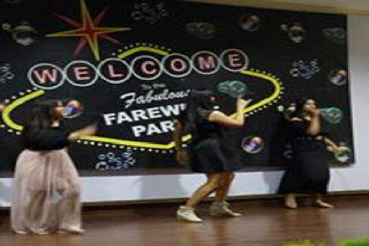 G D Goenka World School-Farewell