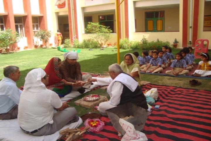 G N World School-Foundation Day