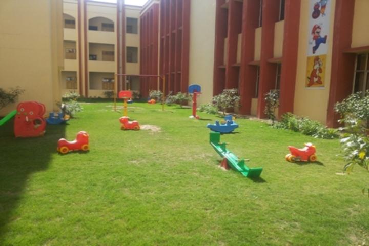 G N World School-Play Area