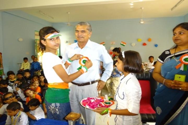 G N World School-Republic Day