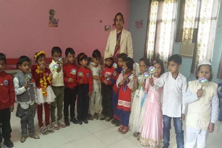 G N world school-Childrens Day Celebrations