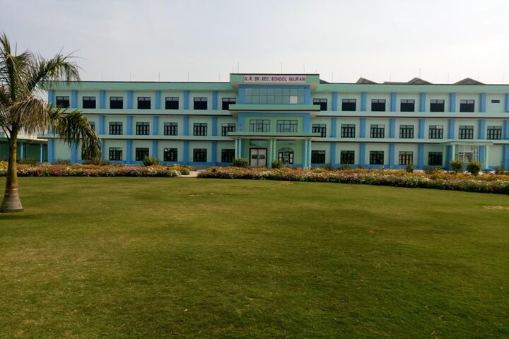 G R Senior Secondary School-Campus