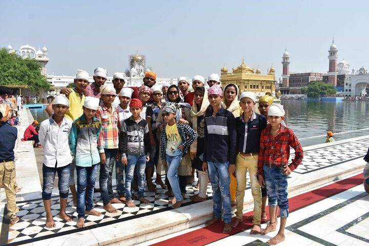 G R Senior Secondary School-Golden Temple Tour