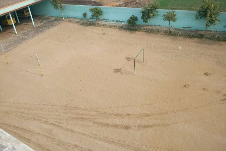 G R Senior Secondary School-Swimming Pool