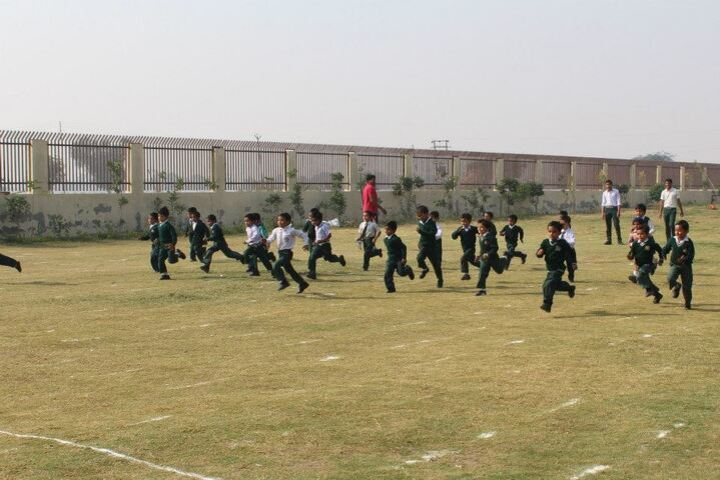 G A V Public School-Athelitics