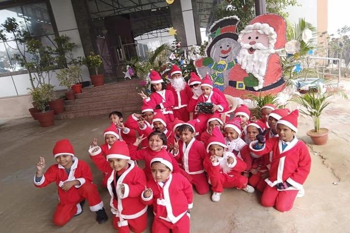 G A V Public School-Christmas Celebrations