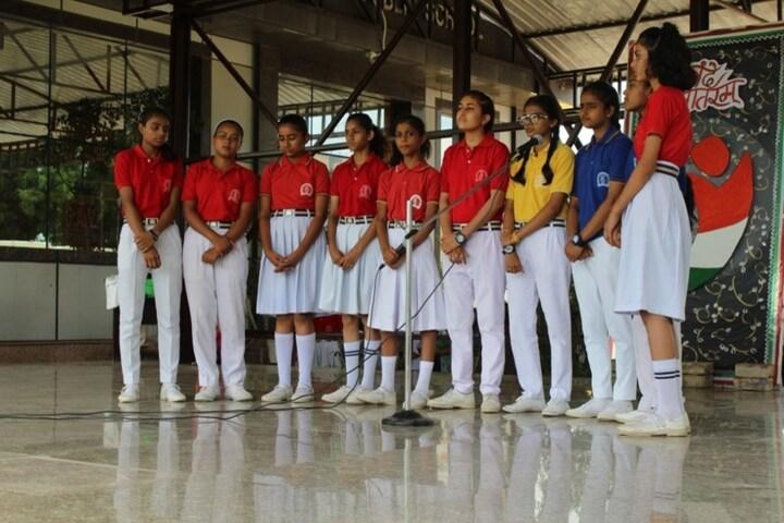 G A V Public School-Group Singing