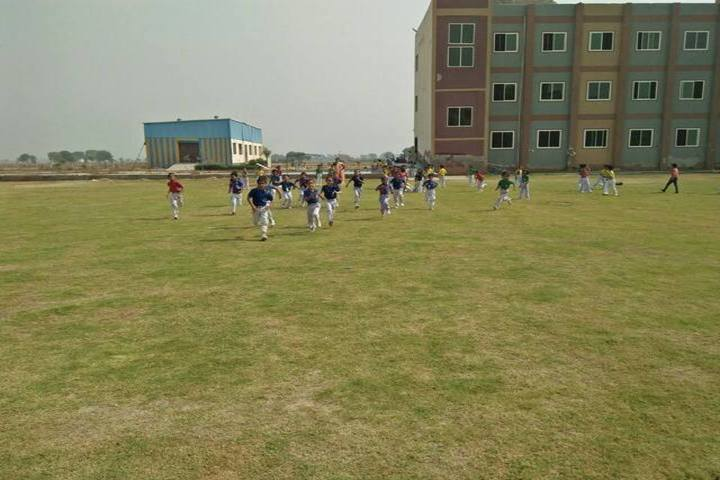 G A V Public School-Playground