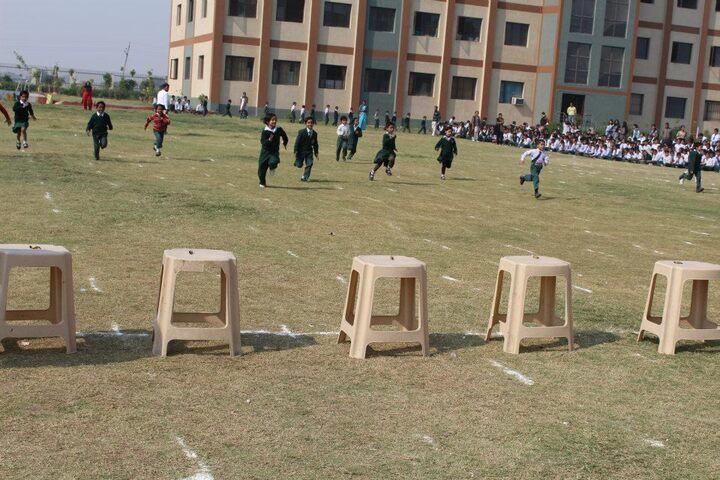 G A V Public School-Sports Day
