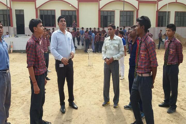 G B Public Senior Secondary School-Sports Day