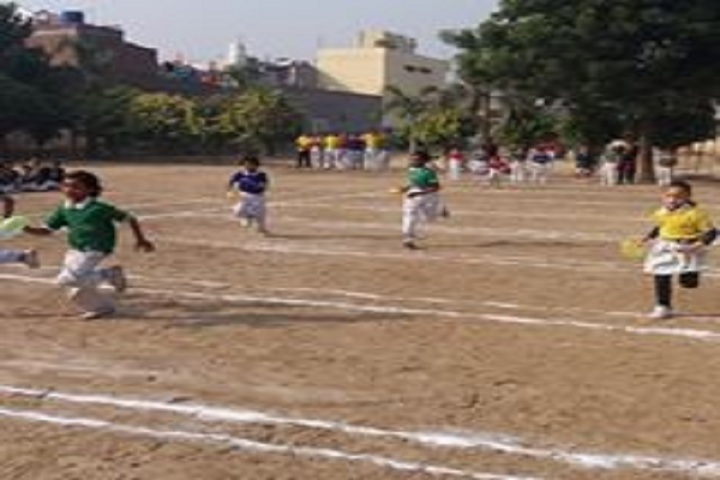 G B Public Senior Secondary School-Annual Sports Meet