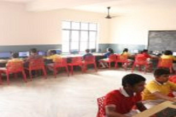 G B Public Senior Secondary School-Computer Lab