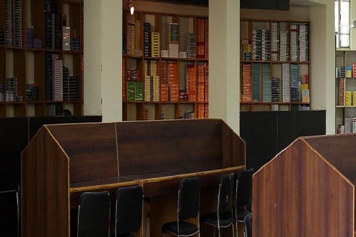 GD Goenka Public School-Library