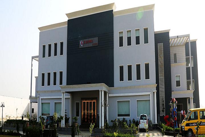 GD Goenka Public School-Campus-View