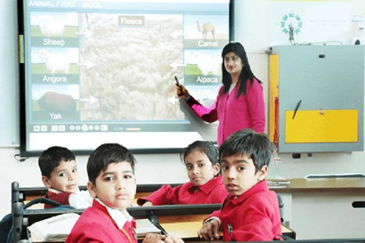 GD Goenka Public School-Classroom