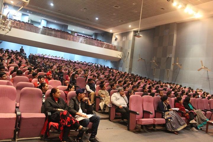 GD Goenka Public School-Auditorium