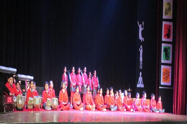 GD Goenka Public School-Events programme